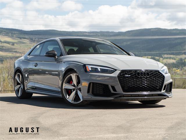 2019 Audi RS5 (CC-1468475) for sale in Kelowna, British Columbia