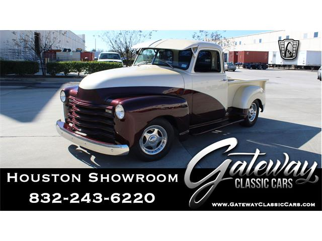 1952 Chevrolet 3100 (CC-1468496) for sale in O'Fallon, Illinois