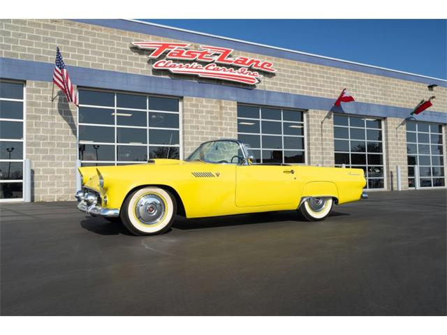 1955 Ford Thunderbird (CC-1468497) for sale in St. Charles, Missouri
