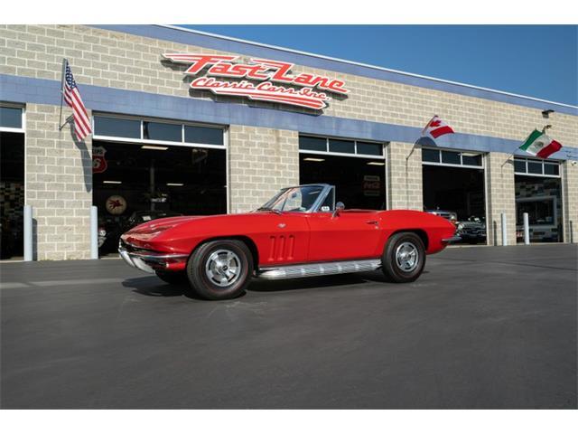 1966 Chevrolet Corvette (CC-1468499) for sale in St. Charles, Missouri