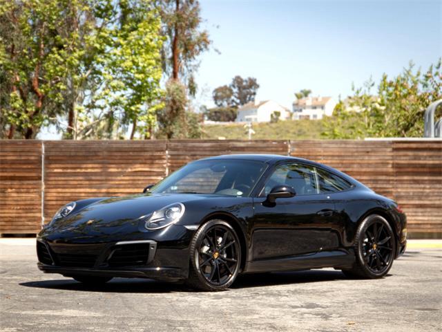 2018 Porsche 911 (CC-1460850) for sale in Marina Del Rey, California