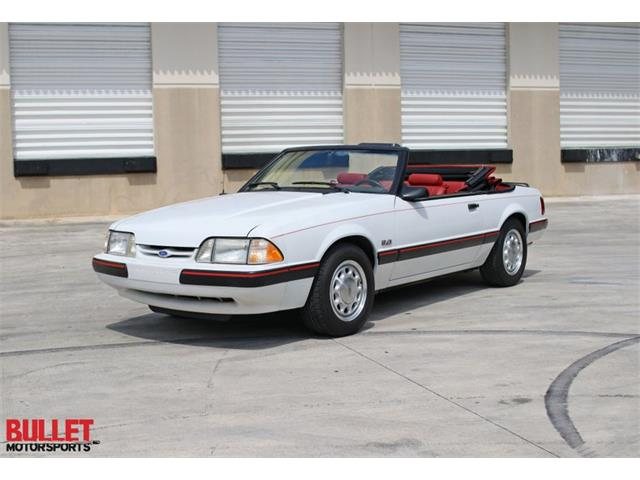 1988 Ford Mustang (CC-1468500) for sale in Fort Lauderdale, Florida