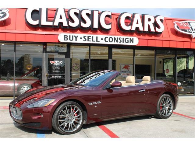 2015 Maserati GranTurismo (CC-1468501) for sale in Sarasota, Florida