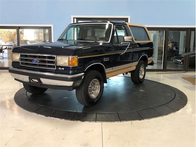 1991 Ford Bronco (CC-1468516) for sale in Palmetto, Florida