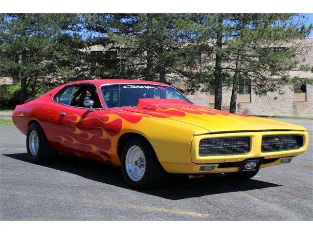 1973 Dodge Charger (CC-1468519) for sale in Hilton, New York