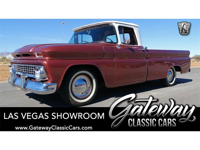 1963 Chevrolet C10 (CC-1468520) for sale in O'Fallon, Illinois