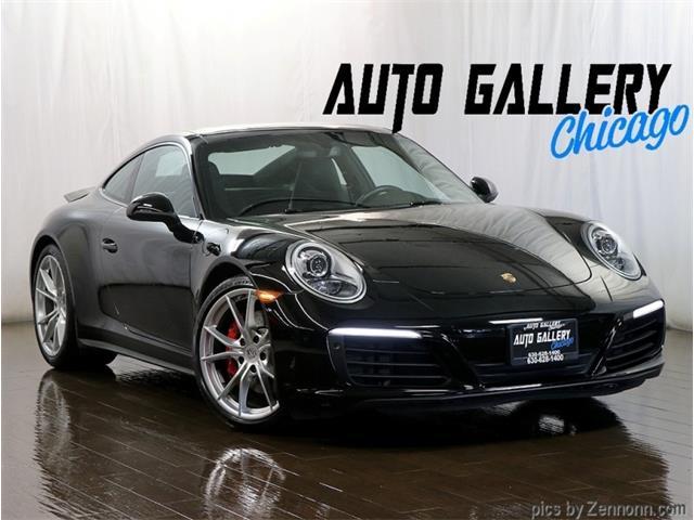 2018 Porsche 911 (CC-1468522) for sale in Addison, Illinois