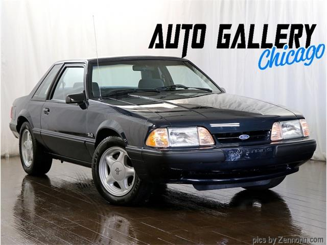 1988 Ford Mustang (CC-1468523) for sale in Addison, Illinois