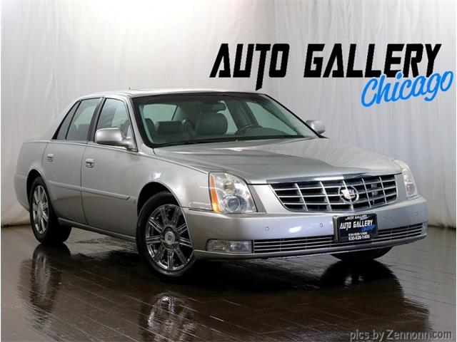2007 Cadillac DTS (CC-1468525) for sale in Addison, Illinois