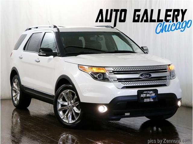 2015 Ford Explorer (CC-1468528) for sale in Addison, Illinois