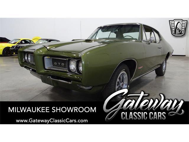 1968 Pontiac GTO (CC-1468533) for sale in O'Fallon, Illinois
