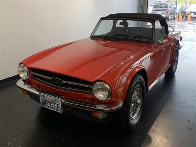 1974 Triumph TR6 (CC-1468534) for sale in Encinitas, California