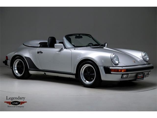 1989 Porsche 911 Speedster (CC-1468536) for sale in Halton Hills, Ontario