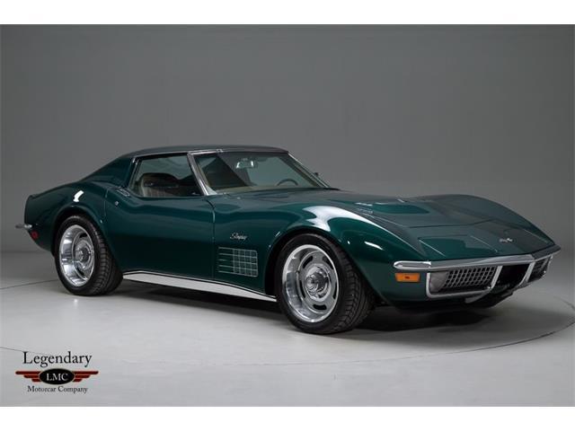 1971 Chevrolet Corvette (CC-1468537) for sale in Halton Hills, Ontario