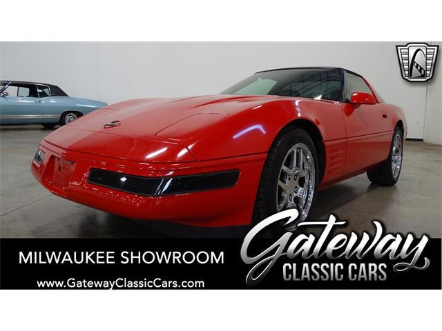 1991 Chevrolet Corvette (CC-1468544) for sale in O'Fallon, Illinois