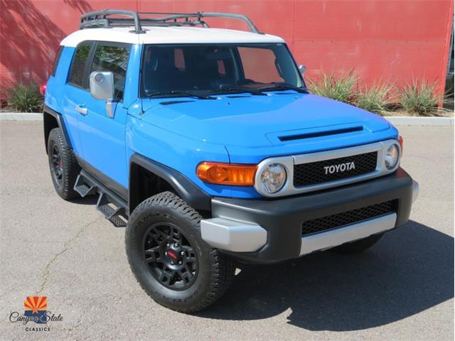 2007 Toyota FJ Cruiser (CC-1468545) for sale in Tempe, Arizona
