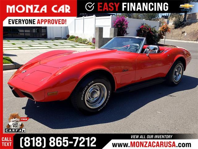 1975 Chevrolet Corvette (CC-1468547) for sale in Sherman Oaks, California