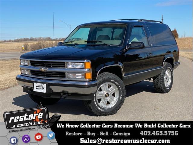 1994 Chevrolet Blazer (CC-1468550) for sale in Lincoln, Nebraska