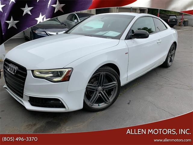 2014 Audi A5 (CC-1468553) for sale in Thousand Oaks, California