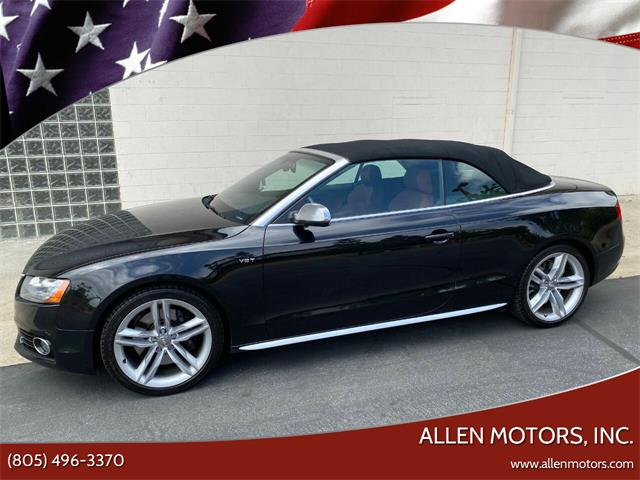 2012 Audi S5 (CC-1468554) for sale in Thousand Oaks, California