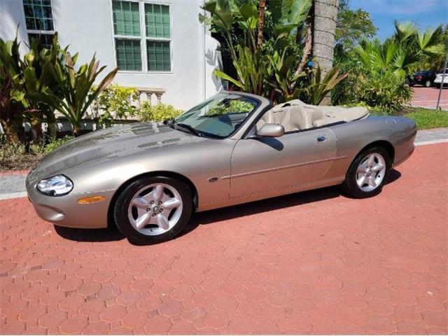 1997 Jaguar XK8 (CC-1460857) for sale in Cadillac, Michigan
