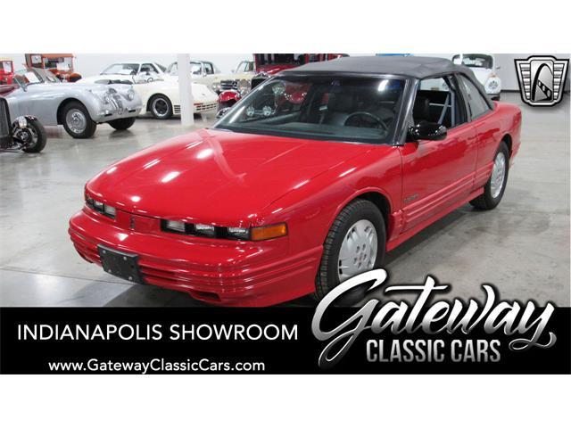 1992 Oldsmobile Cutlass (CC-1468572) for sale in O'Fallon, Illinois