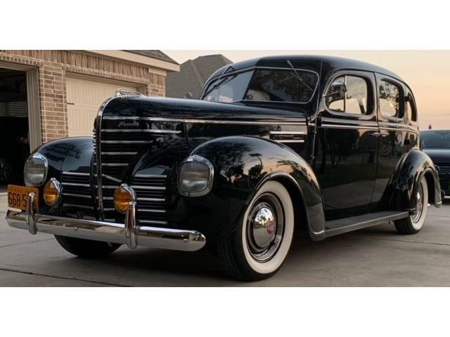1939 Plymouth Special (CC-1468576) for sale in Laguna Beach, California