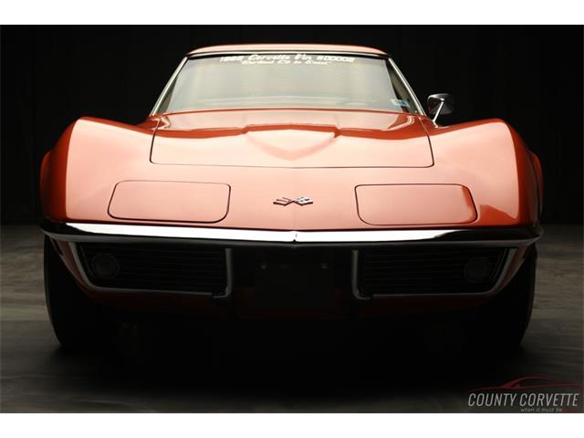 1968 Chevrolet Corvette (CC-1468586) for sale in West Chester, Pennsylvania