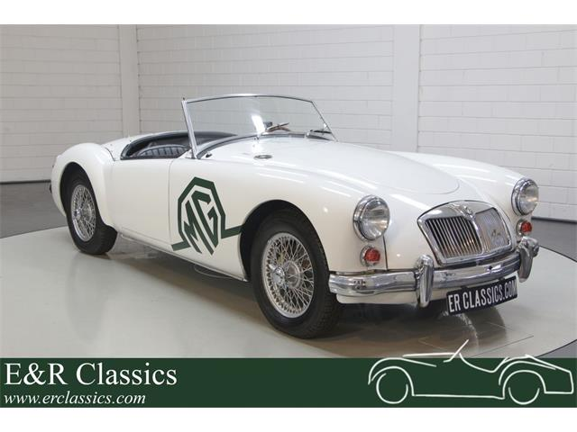 1961 MG MGA (CC-1468597) for sale in Waalwijk, [nl] Pays-Bas
