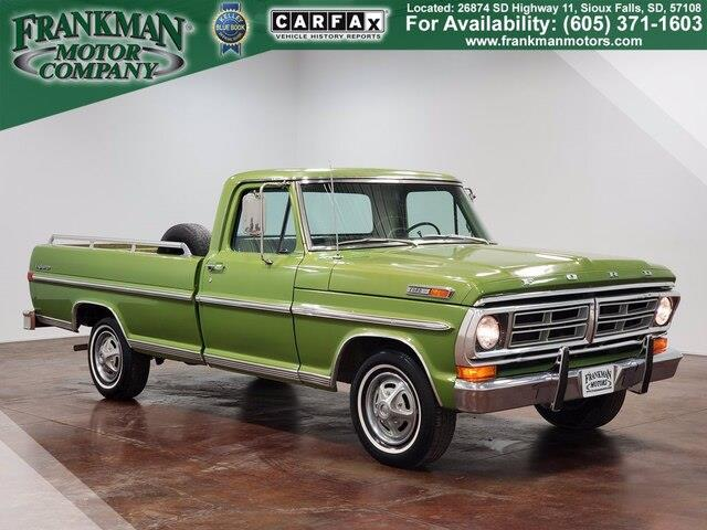 1972 Ford F100 (CC-1468600) for sale in Sioux Falls, South Dakota