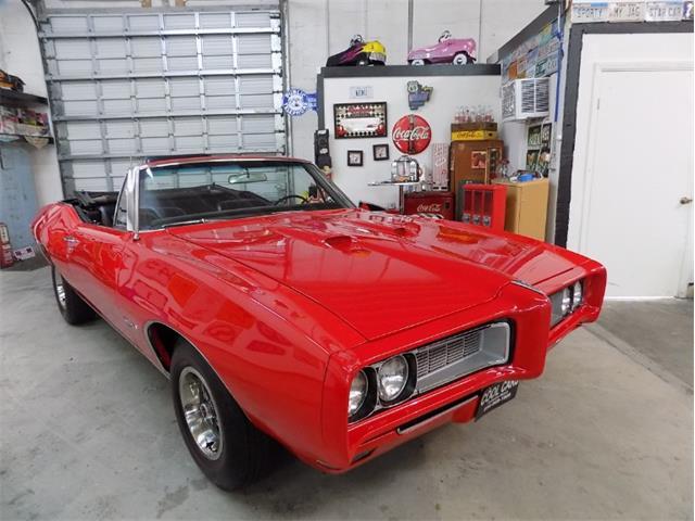 1968 Pontiac GTO (CC-1468602) for sale in Pompano Beach, Florida