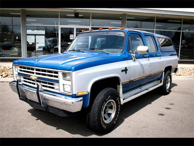 1988 Chevrolet Suburban (CC-1468615) for sale in Greeley, Colorado