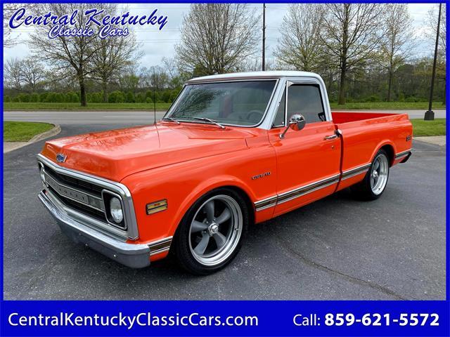 1970 Chevrolet C10 (CC-1468625) for sale in Paris , Kentucky