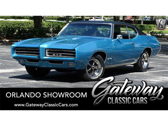1969 Pontiac GTO (CC-1468632) for sale in O'Fallon, Illinois