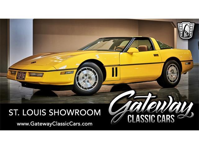 1986 Chevrolet Corvette (CC-1468642) for sale in O'Fallon, Illinois
