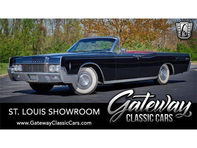 1966 Lincoln Continental (CC-1468649) for sale in O'Fallon, Illinois
