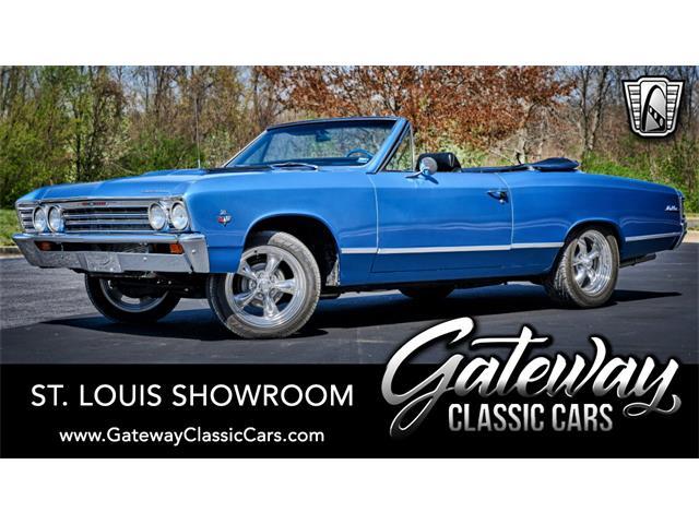 1967 Chevrolet Chevelle (CC-1468652) for sale in O'Fallon, Illinois