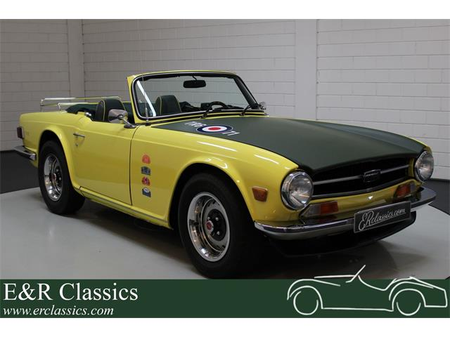1971 Triumph TR6 (CC-1468657) for sale in Waalwijk, [nl] Pays-Bas