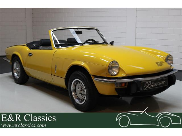 1981 Triumph Spitfire (CC-1468661) for sale in Waalwijk, [nl] Pays-Bas