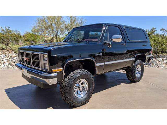 1988 GMC Jimmy (CC-1468668) for sale in Austin, Texas