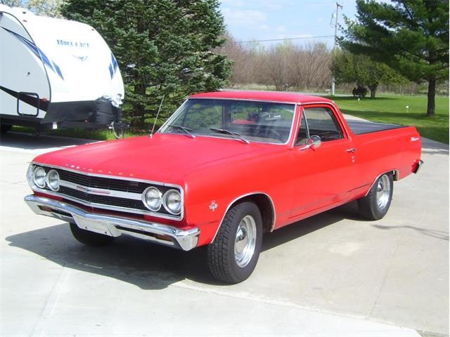 1965 Chevrolet El Camino (CC-1468684) for sale in North Liberty, Indiana
