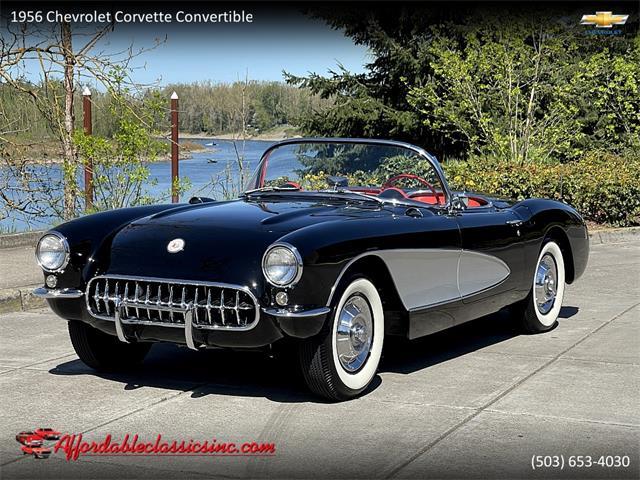 1956 Chevrolet Corvette (CC-1468688) for sale in Gladstone, Oregon