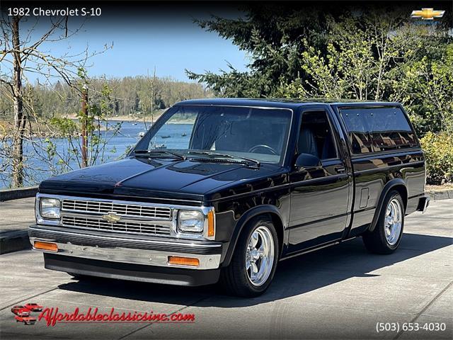 1982 Chevrolet S10 (CC-1468690) for sale in Gladstone, Oregon