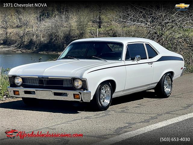 1971 Chevrolet Nova (CC-1468694) for sale in Gladstone, Oregon
