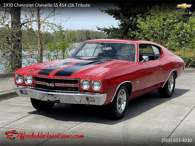 1970 Chevrolet Chevelle SS (CC-1468700) for sale in Gladstone, Oregon