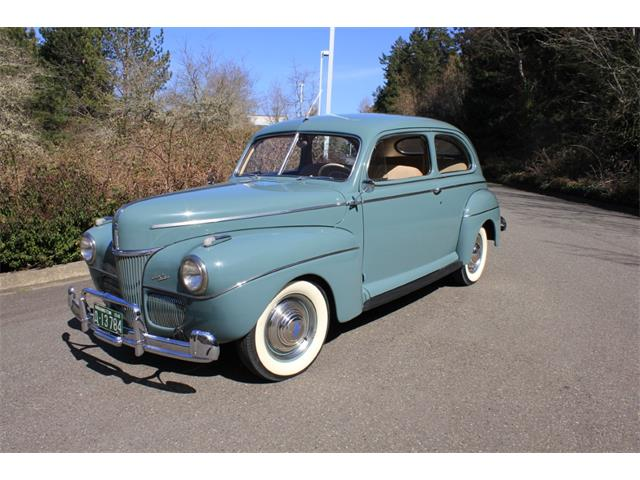 1941 Ford Deluxe (CC-1468704) for sale in Tacoma, Washington