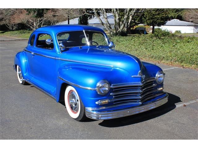 1947 Plymouth Business Coupe (CC-1468705) for sale in Tacoma, Washington