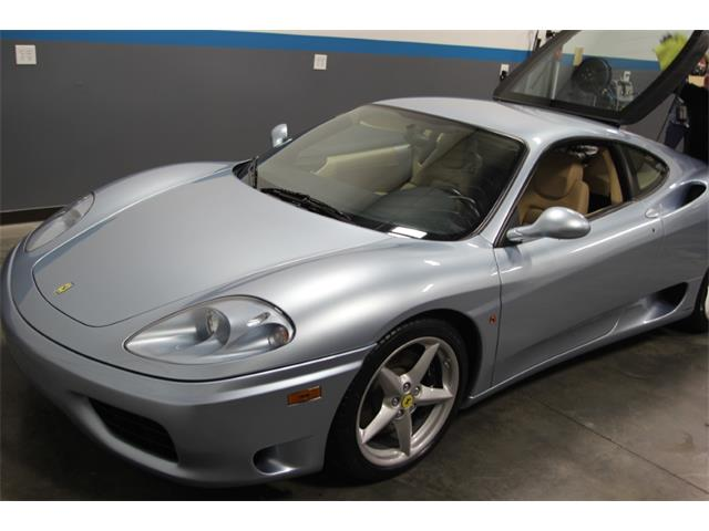 2001 Ferrari 360 Modena F1 (CC-1468706) for sale in Tacoma, Washington
