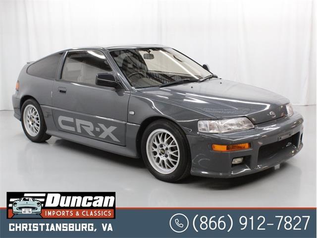 1992 Honda CRX (CC-1468722) for sale in Christiansburg, Virginia