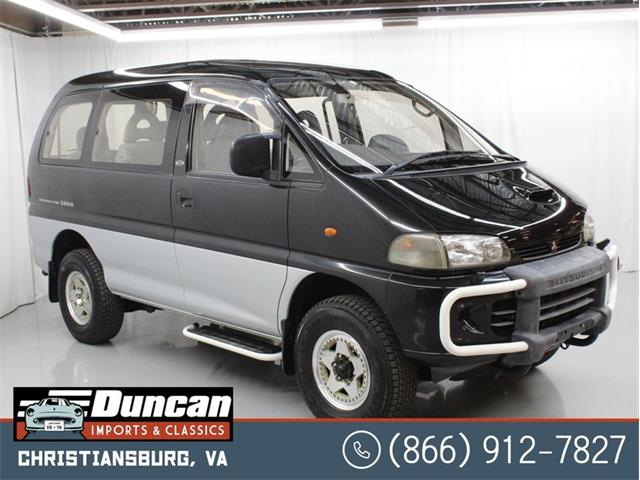 1995 Mitsubishi Delica (CC-1468723) for sale in Christiansburg, Virginia